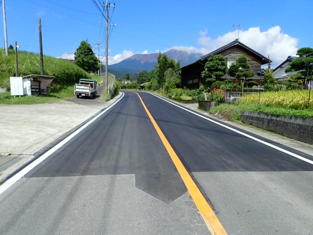 県単維持第30-4-2-号 主要地方道都城霧島公園線 折田代工区 舗装補修工事
