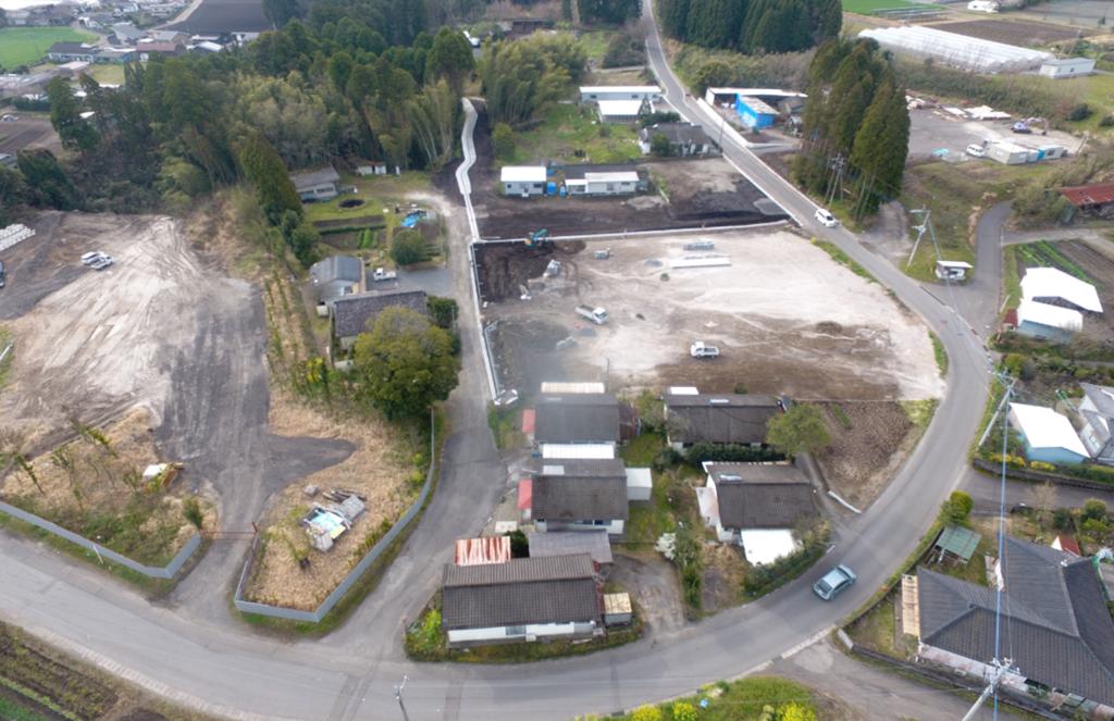 平成30年度市単独整備事業 木場・岩瀬線 道路改良工事 2工区