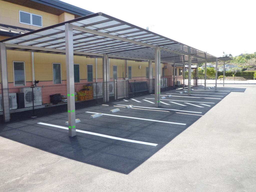 令和元年度小林乳児保育園駐車場・園庭整備工事