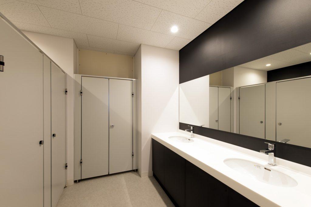 青島計画1階 トイレ