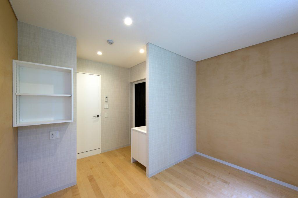 青島計画2階 個室②