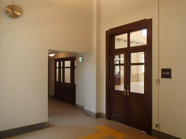 令和元年度県庁5号館改修工事(建築)1階 県民交流スペース