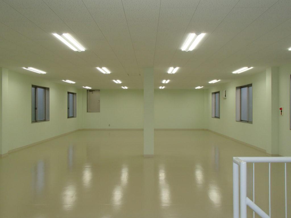 JAえびの市飯野支店新築工事【 倉 庫 】