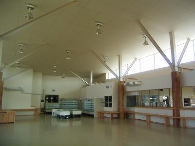 えびの市物産館新築工事