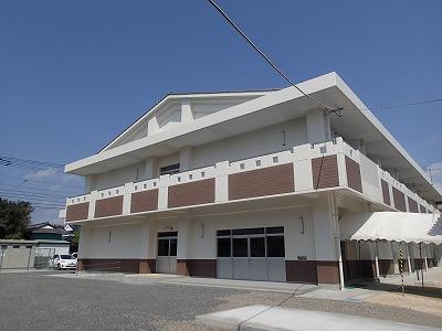 平成25年度小学校校舎整備事業 小林市立南小学校管理棟改築工事【外観】