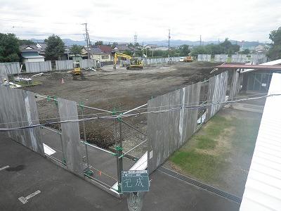 河川構造物・堤防【完成】