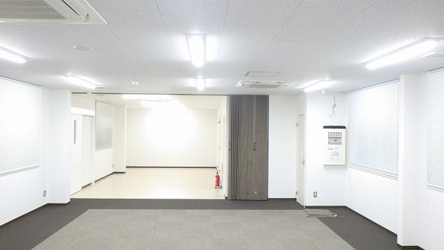 (仮称)ツルヤ都城物流センター新築工事【事務室・休憩室】