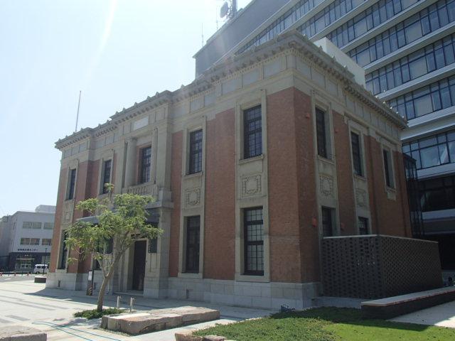 令和元年度県庁5号館改修工事(建築)外観 北西面