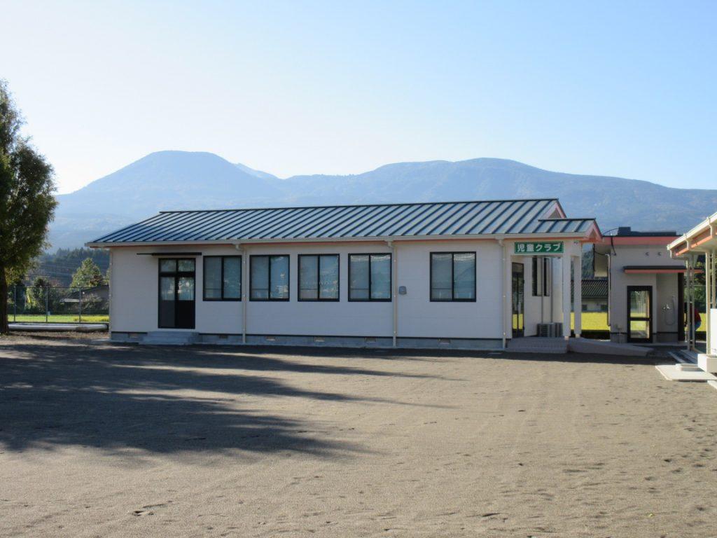 令和2年度 上江小学校放課後児童クラブ新築工事
