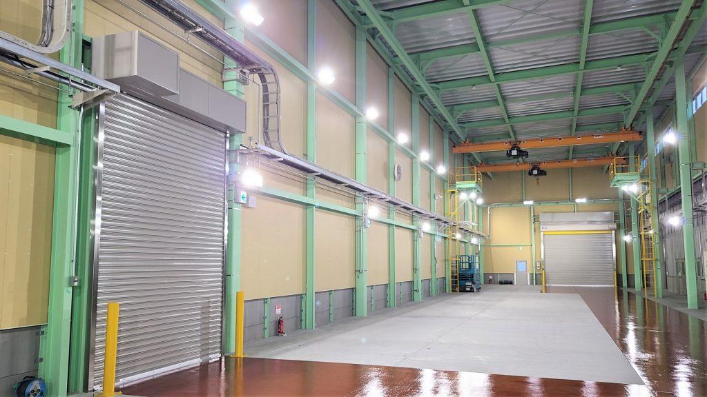 株式会社共立電機製作所 5期増築工事