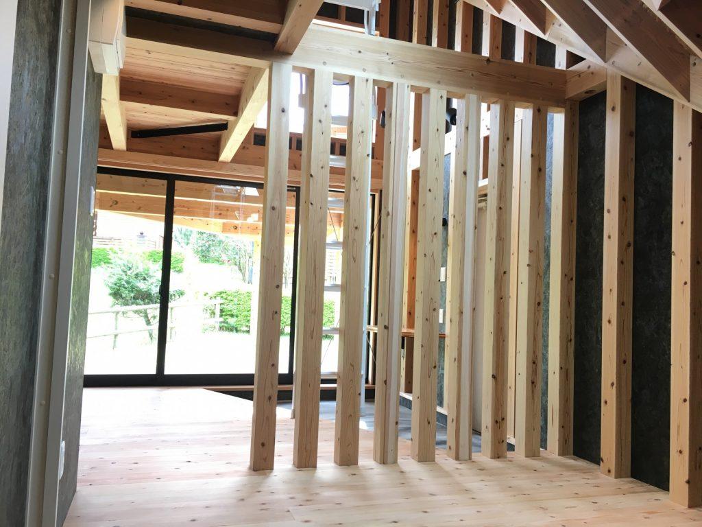 宮崎県ひなもり台県民ふれあいの森オートキャンプ場 木造キャビン整備事業1号棟ベットスペース